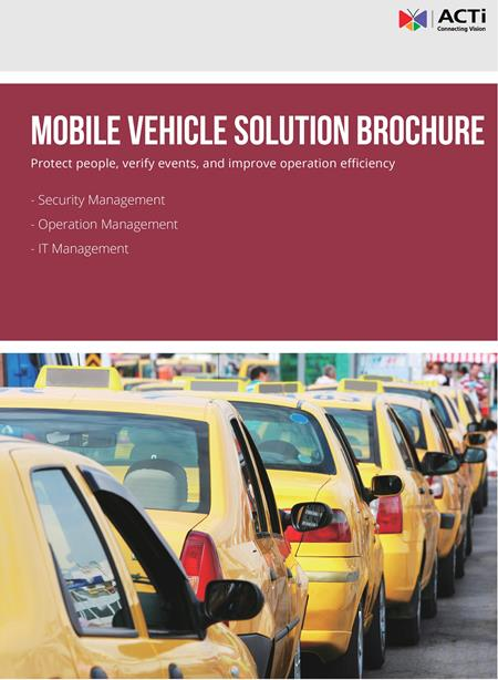Mobile Vehicle Solutions Acti Corporation