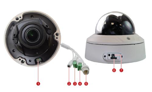 ACTi Outdoor Bullet IP Security Camera